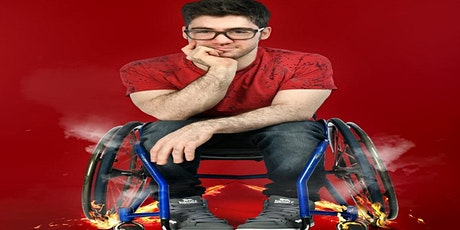 """""""Hot Wheels"""" Aaron Simmonds  Fringe Preview Show tickets"""