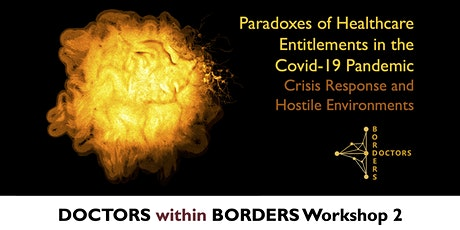 DwB Workshop: Paradoxes of Healthcare Entitlements in the Covid-19 Pandemic tickets