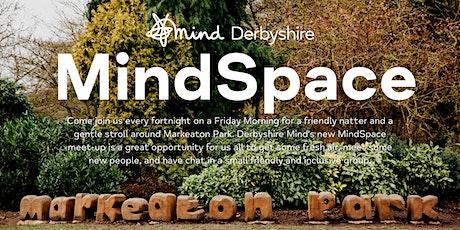 MindSpace - A fortnightly Enjoying Derbyshire meet-up tickets