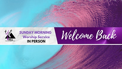 Sunday Morning Worship- In-Person tickets