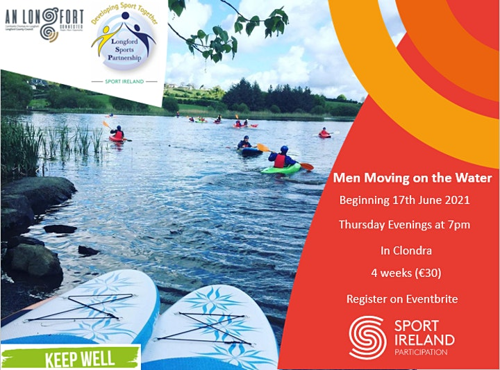 Men Moving on the Water 2021 image