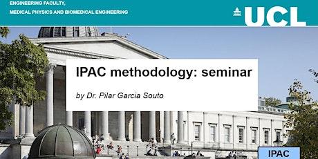 IPAC methodology seminar tickets