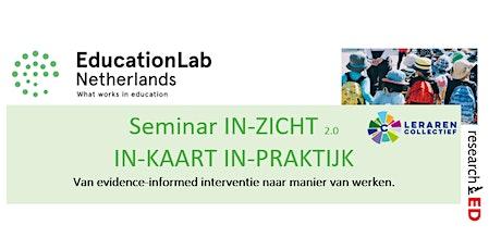 Seminar IN Zicht 2.0 - IN Kaart IN Praktijk tickets