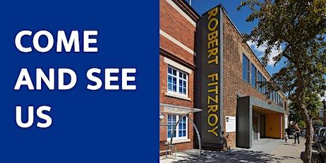 Robert Fitzroy Academy  -  OPEN MORNING tickets