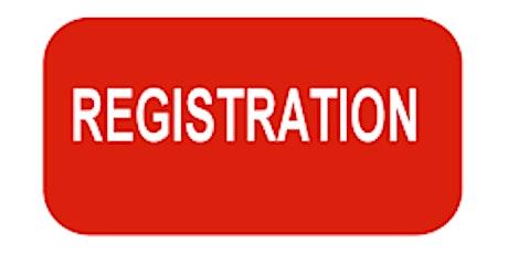 Registering Patients Workshop WS031121 tickets