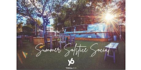 108 Summer Solstice Social tickets