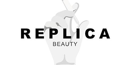 Replica Beauty Pre Treatment Plan tickets
