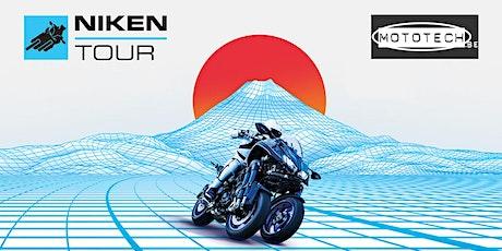 NIKEN Tour Mototech tickets