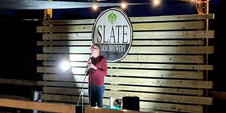 Comedy in the Country - Stand-up at Slate Farm Brewery tickets