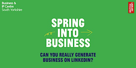 Can you really generate business on LinkedIn? tickets