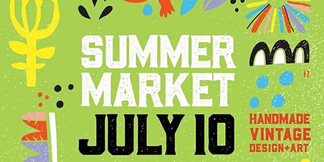 July 10th Horseshoe Market tickets