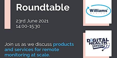 IHSCM Digital Health Round Table Event Tickets