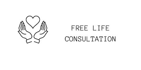 Free:  LIFE CONSULTATION tickets