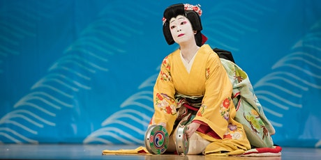 Japan Centre 45th Anniversary Nihon Buyo Lecture & Performance tickets