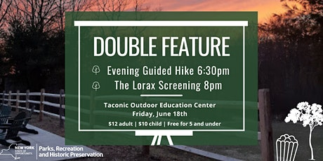 Double Feature: Hike and The Lorax Screening tickets