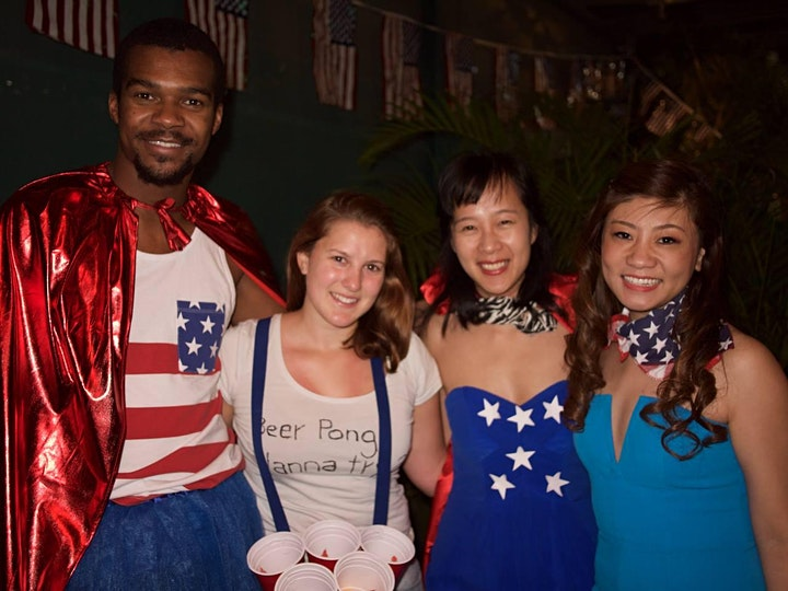 4th of July-Thanksgiving Mashup Party by Sydney Americans image