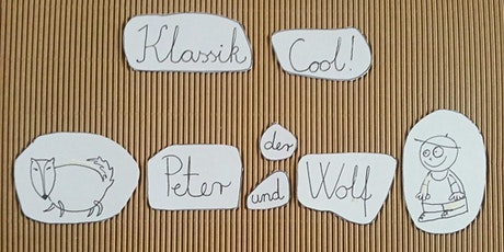 KLASSIK COOL! Peter und der Wolf / Open Air Tickets