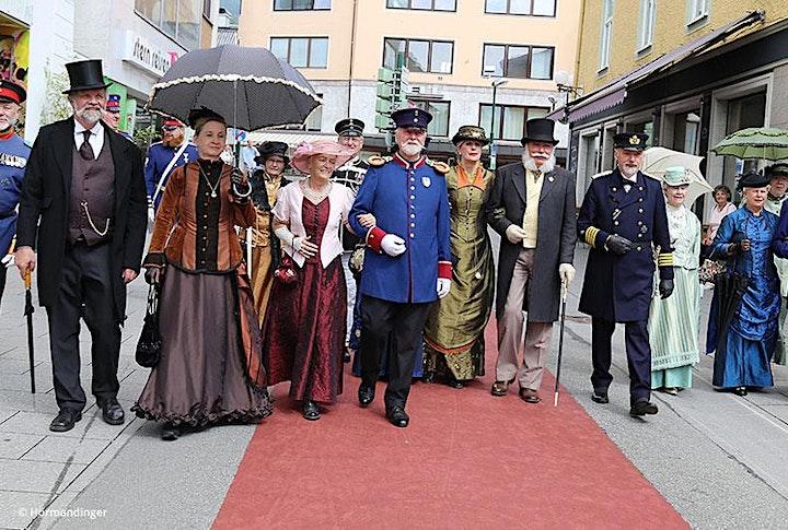Kaiser Franz Josef I. Geburtstagsfahrt Wien - Bad Ischl - Wien: Bild