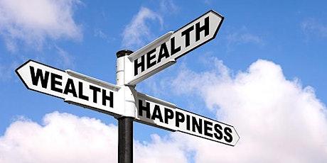 Wealth + Health Webinar tickets