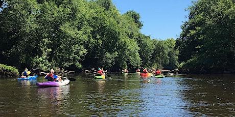 Grey's Creek Kayaking Trip tickets