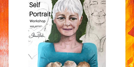 Paint a Portrait of Yourself or Someone Special - Golden Mile  Masterclass tickets