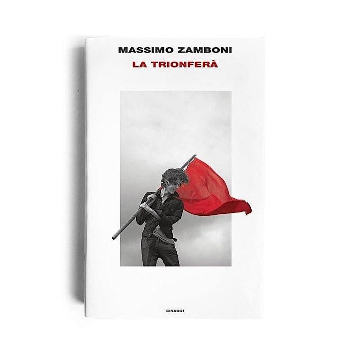 Immagine La Trionferà - presentazione del nuovo libro di Massimo Zamboni
