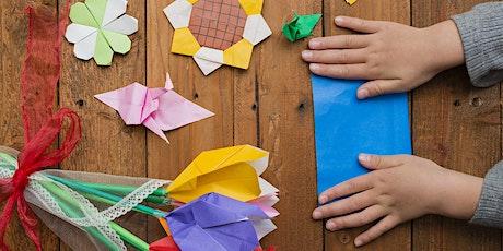 Origami Masterclass tickets