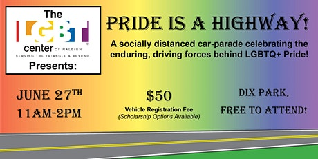 Pride is a Highway tickets