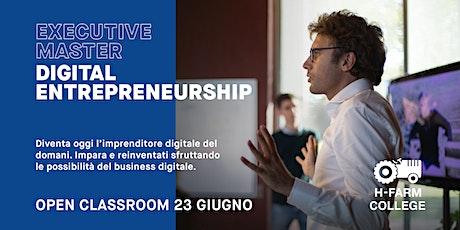 Open Classroom - Master in Digital Entrepreneurship – MADE biglietti