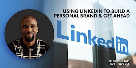 Using LinkedIn to build a personal brand, with Byron Cole biglietti