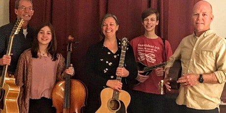 CONCERT -Bill Doerge and Family tickets