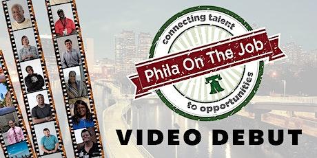 Phila On The Job Video Debut and HAPPY HOUR!  [EMP] biglietti