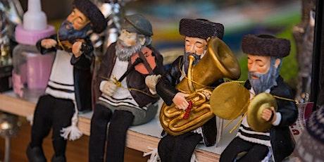 El Legado Judío en la Música boletos