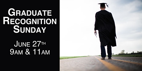 Graduate Recognition tickets