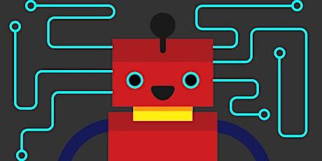 Kennismaken met Kunstmatige Intelligentie (AI) via Scratch!  (8-12jr) tickets