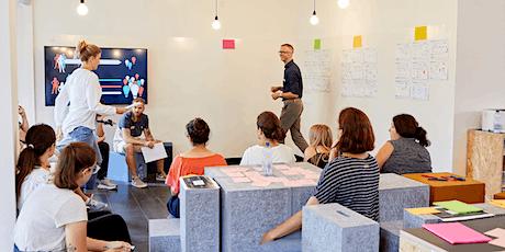 Design Thinking für den Unterricht am 25. und 26.10.21 nachmittags tickets