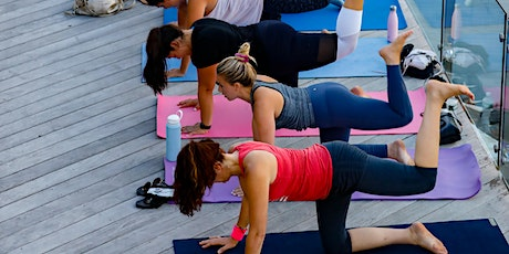 Sunset Barre on the Boardwalk (Monthly) tickets
