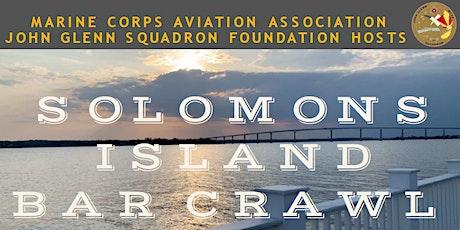 The MCAA JGS  2021 Solomons Island Fundraiser tickets