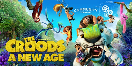 The Croods: A New Age (2020) - Community Drive-In tickets