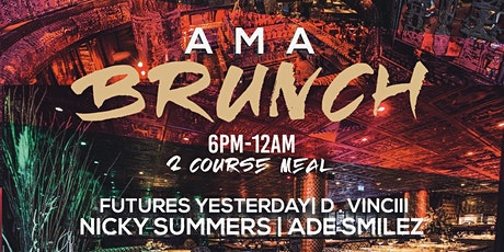 AMA Brunch | Amapiano Afro + Soulful House tickets
