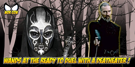 Duel with a Deatheater at NORCON 2021 tickets