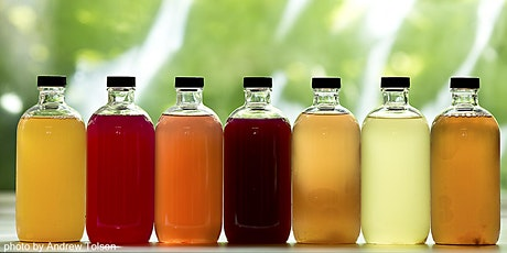 Cultures in Culture: Kombucha and Tapai tickets