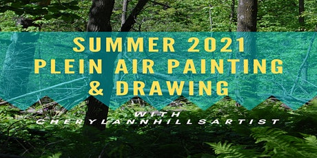 Plein Air Painting and Drawing tickets