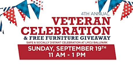 Ashley Homestore's 4th Annual Veteran's Celebration! tickets