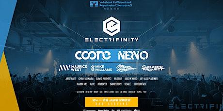 Electrifinity Festival 2022 Tickets