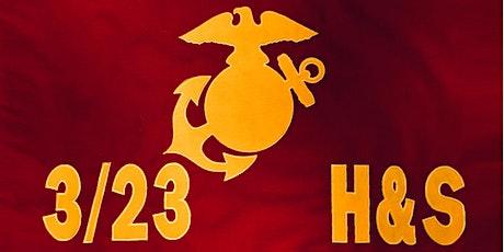 H&S Company, 3d Battalion, 23d Marines' Birthday Ball tickets