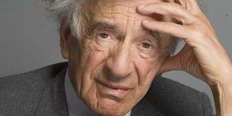 La conciencia que aún habla - A 5 años de la muerte de  Elie Wiesel entradas