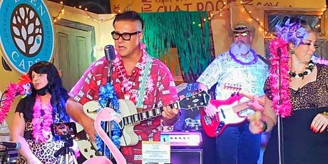 Kevin Wayne's Tiki Bar Happy Hour with special guests the RockaBetties tickets