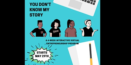 Young Achievers Excellence Program: You Don't Know My Story tickets