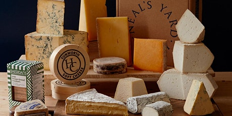 Neal's Yard X Brew by Numbers - Cheese & Beer Pairing Event tickets